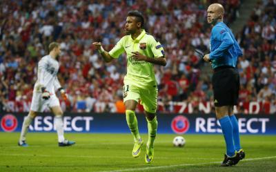 FC Barcelone : comment Neymar a rendu Messi tout petit à Munich