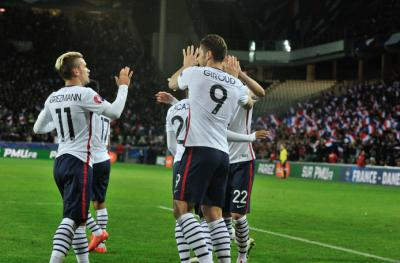 OL, Équipe de France : ce que les Lyonnais ont apporté face au Danemark (2-0)