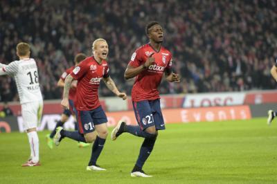 LOSC : les 5 excellentes nouvelles de la victoire contre Rennes (3-0)