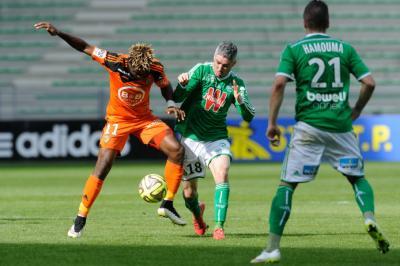 ASSE : les 3 piliers de la victoire contre le FC Lorient (2-0)