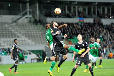 ASSE : les 5 enseignements du match nul face à Qarabag (1-1)