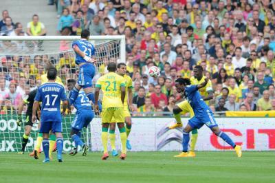 FC Nantes - OL : retrouvez les meilleures photos de la rencontre