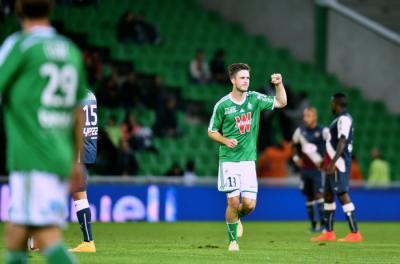 ASSE - Girondins de Bordeaux : les plus belles photos du match
