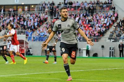 Stade de Reims – OM (0-5) : les plus beaux clichés de la rencontre
