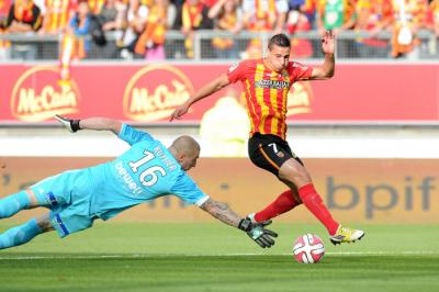 RC Lens – ASSE (0-1) : les plus belles photos du match