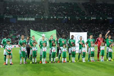 ASSE - SM Caen (1-0) : les plus belles photos de la rencontre