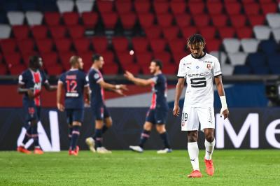 PSG : les chiffres-clés de la victoire face au Stade Rennais