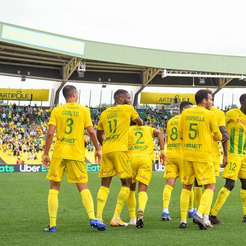 FC Nantes : le calendrier de fin de saison des Canaris en Ligue 1