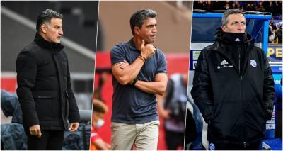 Ligue 1 : le Top 5 des entraîneurs inamovibles