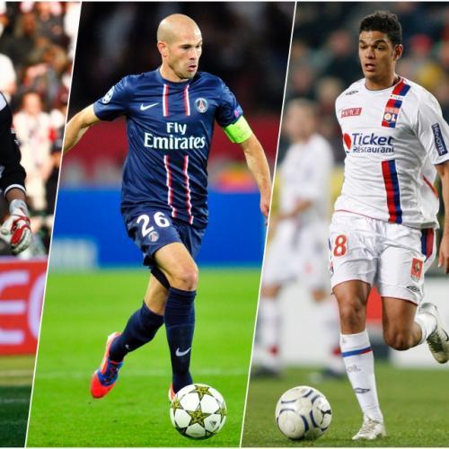 OL - PSG : les joueurs passés par les deux clubs