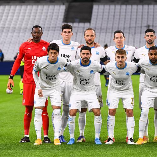 OM : le Top 10 des joueurs marseillais les plus utilisés cette saison