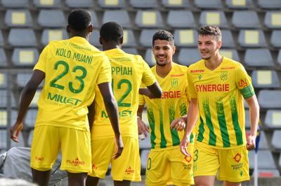 FC Nantes : le Top 10 des joueurs nantais les plus utilisés cette saison