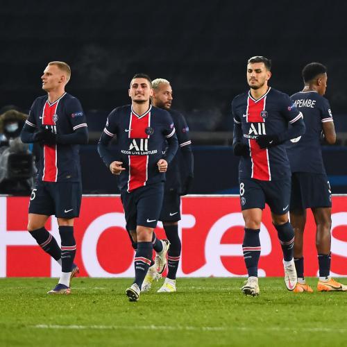 PSG : le Top 10 des joueurs parisiens les plus utilisés cette saison