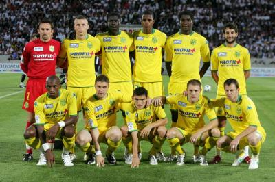 FC Nantes : le onze type des Canaris lors de leur dernière descente en Ligue 2