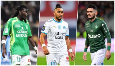 ASSE - OM : le onze type des joueurs passés par les deux clubs