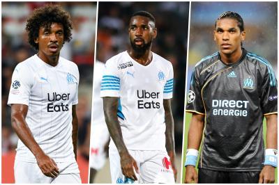 OM : les Brésiliens passés par Marseille